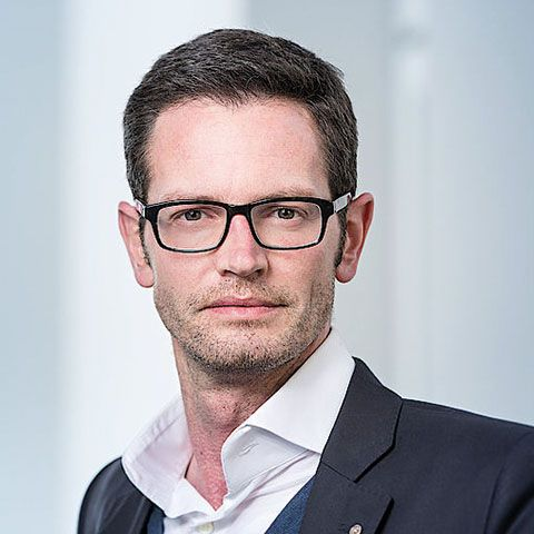 Stellvertretender Vorsitzender Gerhard Gruber